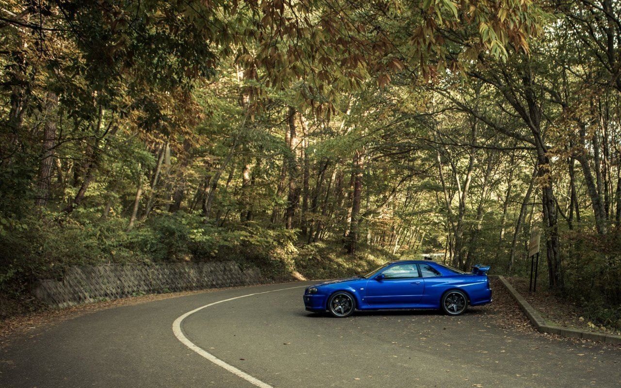 Nissan Jdm R34 Skyline Gtr Wallpaper Jdm Car Pictures Jdm Cars