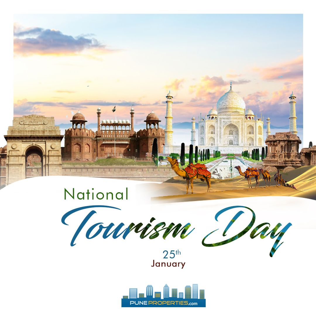 National Tourism Day is celebrated to encourage more