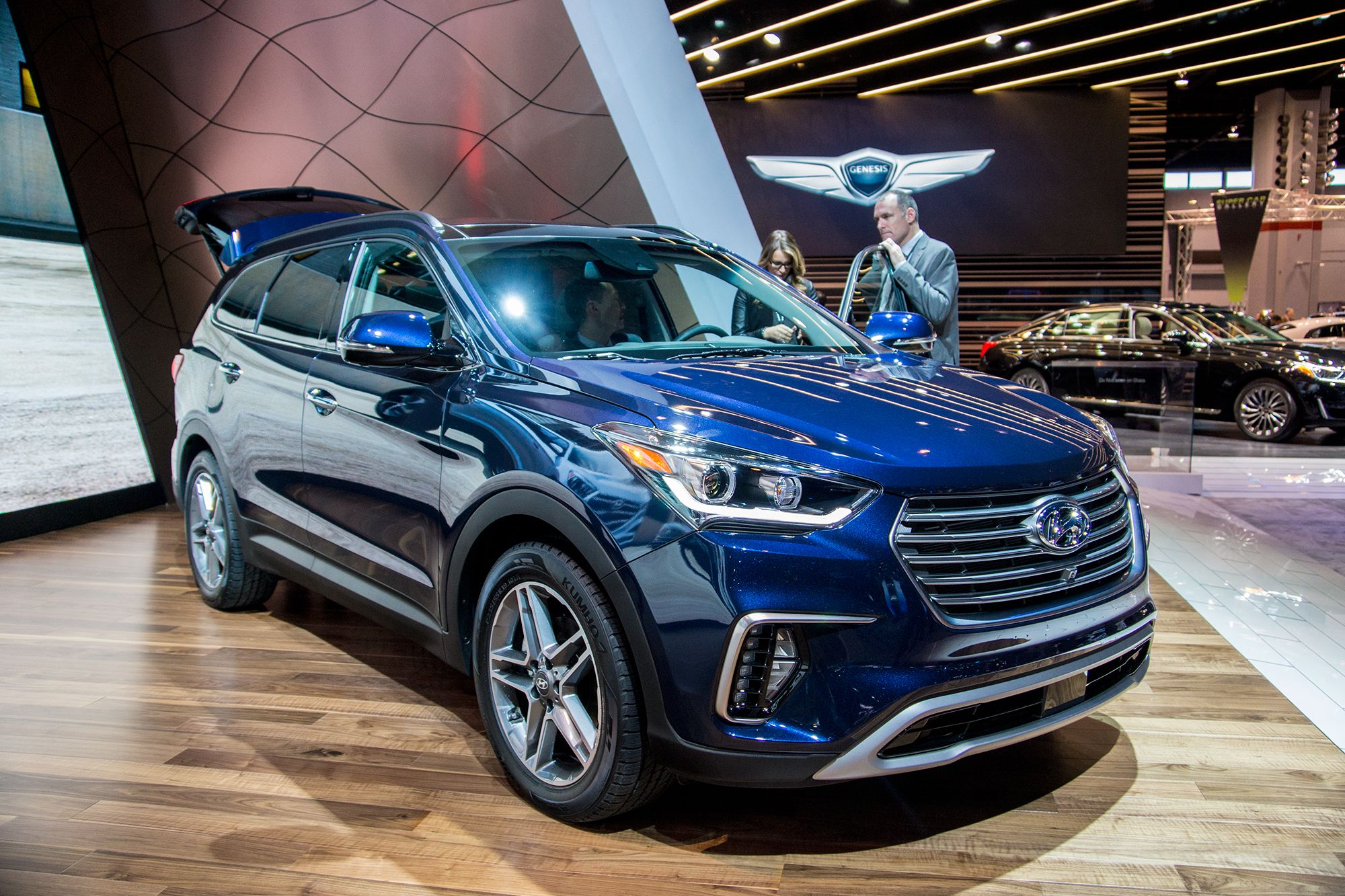 Style Utility And Uniqueness Combine To Make The 2018 Santa Fe The Best Yet Hyundai Dealership New Hyundai Hyundai