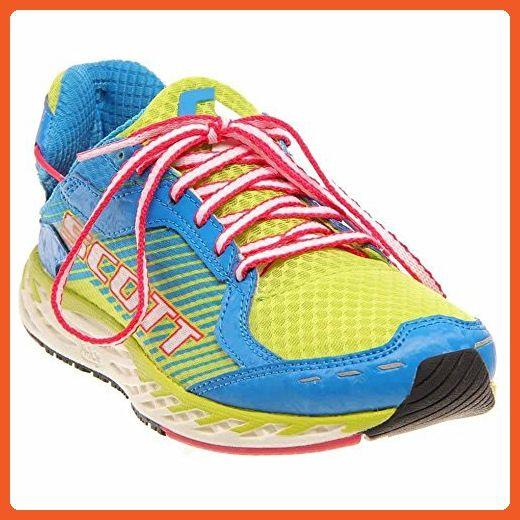 755568308657f Scott Running Women's T2 Pro Evolution Running Shoe,Green/Blue,8.5 M ...
