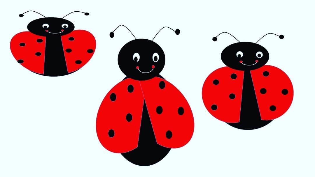 Free Ladybugs Clip Art For Personal Or Commercial Download There Are 3 Different Size Follow Link In Bio Freeclipart Freeproduct Freedownload Freetp