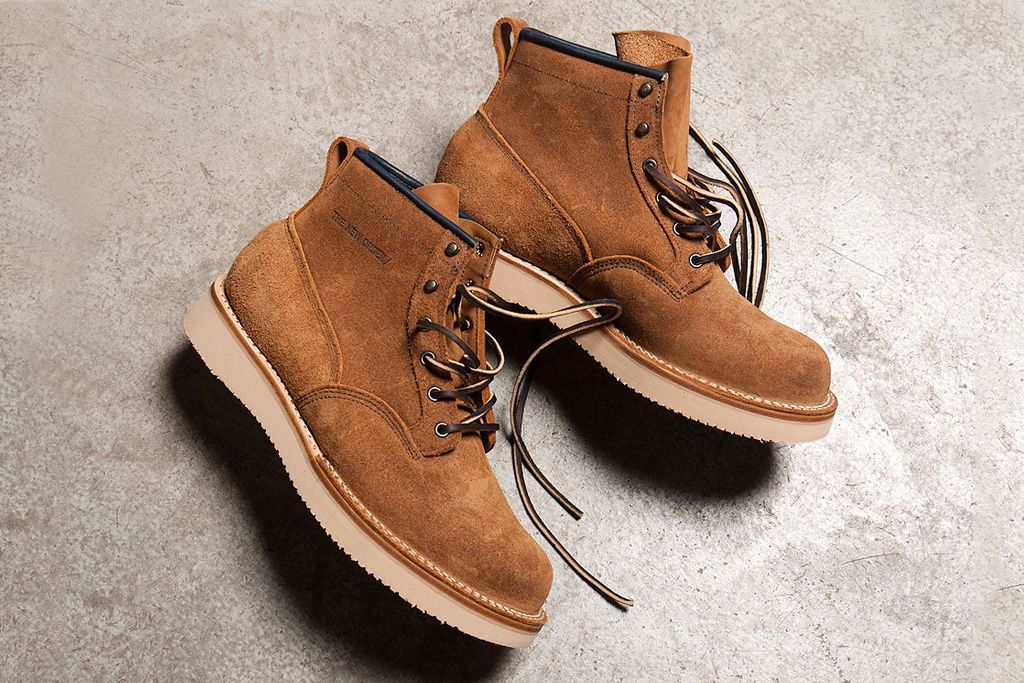 new style 8560c 5bb58 The New Order x Viberg Scout Boot
