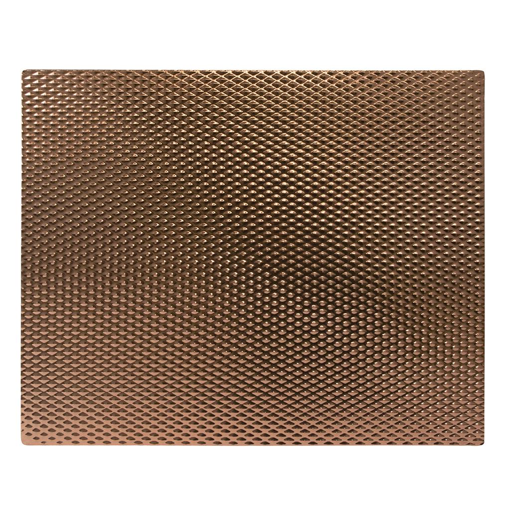 Sm1720cwr Copperwave Counter Mat 17 X 20 Inches Range Kleen Table Mat Rangekleen Counter Mats Heat Resistant