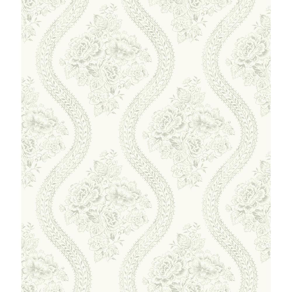 Magnolia Home by Joanna Gaines 56 sq. ft. Coverlet Floral