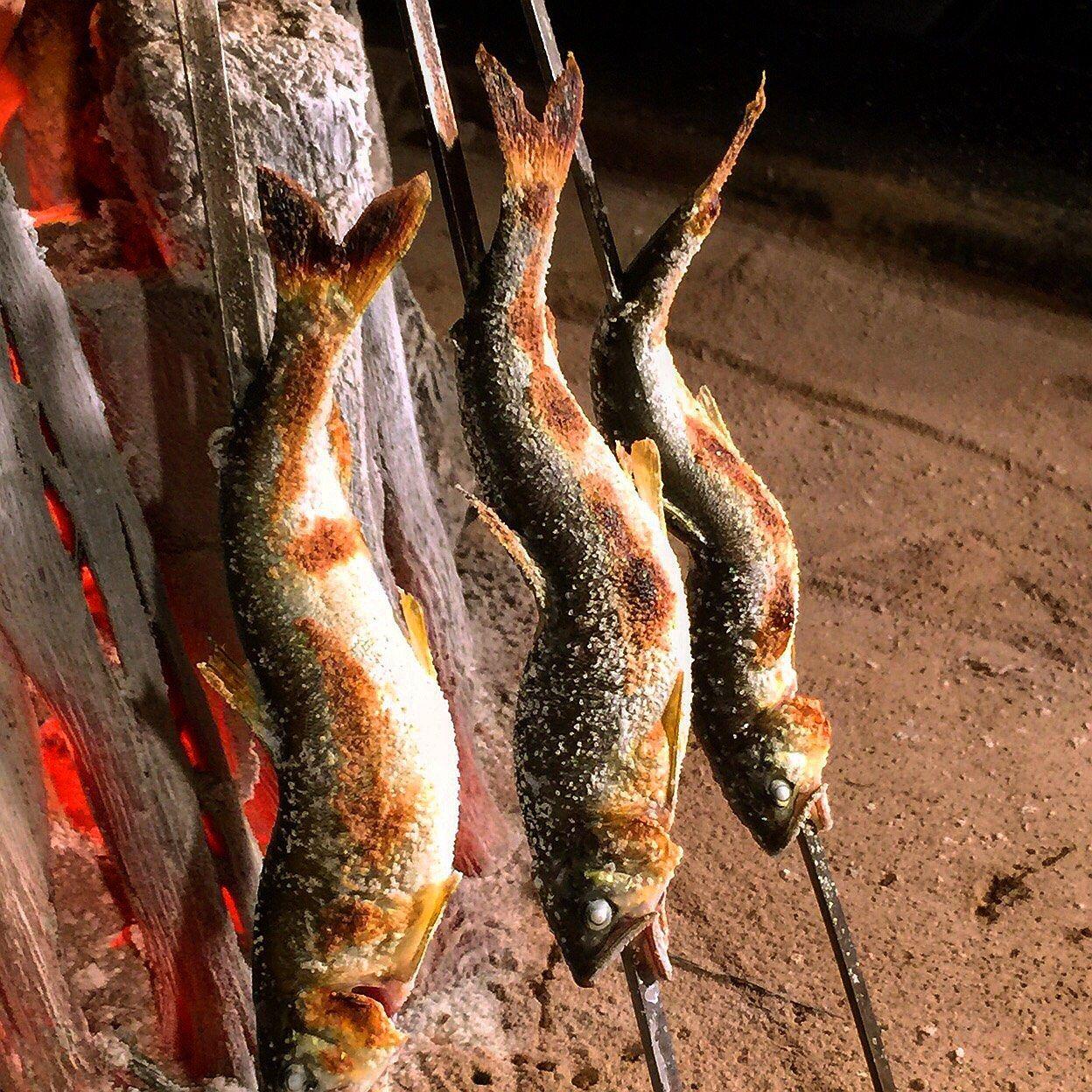 鮎は栄養たっぷりおいしく食べて夏を乗り切ろう