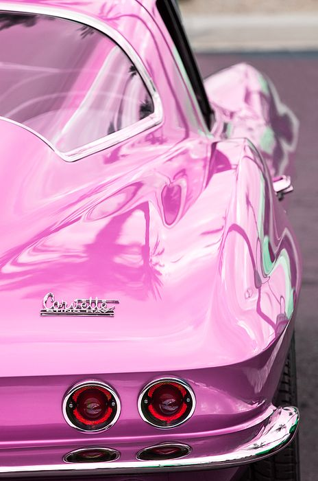 Car tail light images by jill reger images of tail lights car imageray pink 1963 split window chevrolet corvette sting ray sting ray didnt become stingray until sciox Images