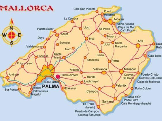Mallorca Cala D Or Animation Recherche Google Baleares