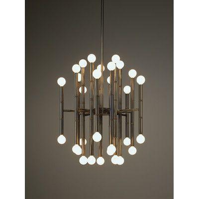 Jonathan adler meurice 30 light sputnik chandelier