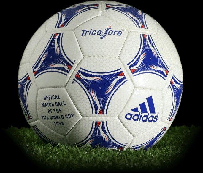 7b645202567fe F.I.F.A. World Cup Ball 1998 (Tricolore)