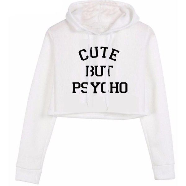 "Topshop T shirt ""cute but psycho but"