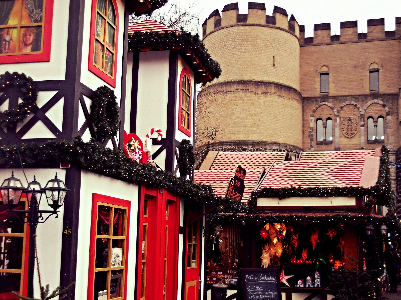 Weihnachtsmarkt Rudolfplatz