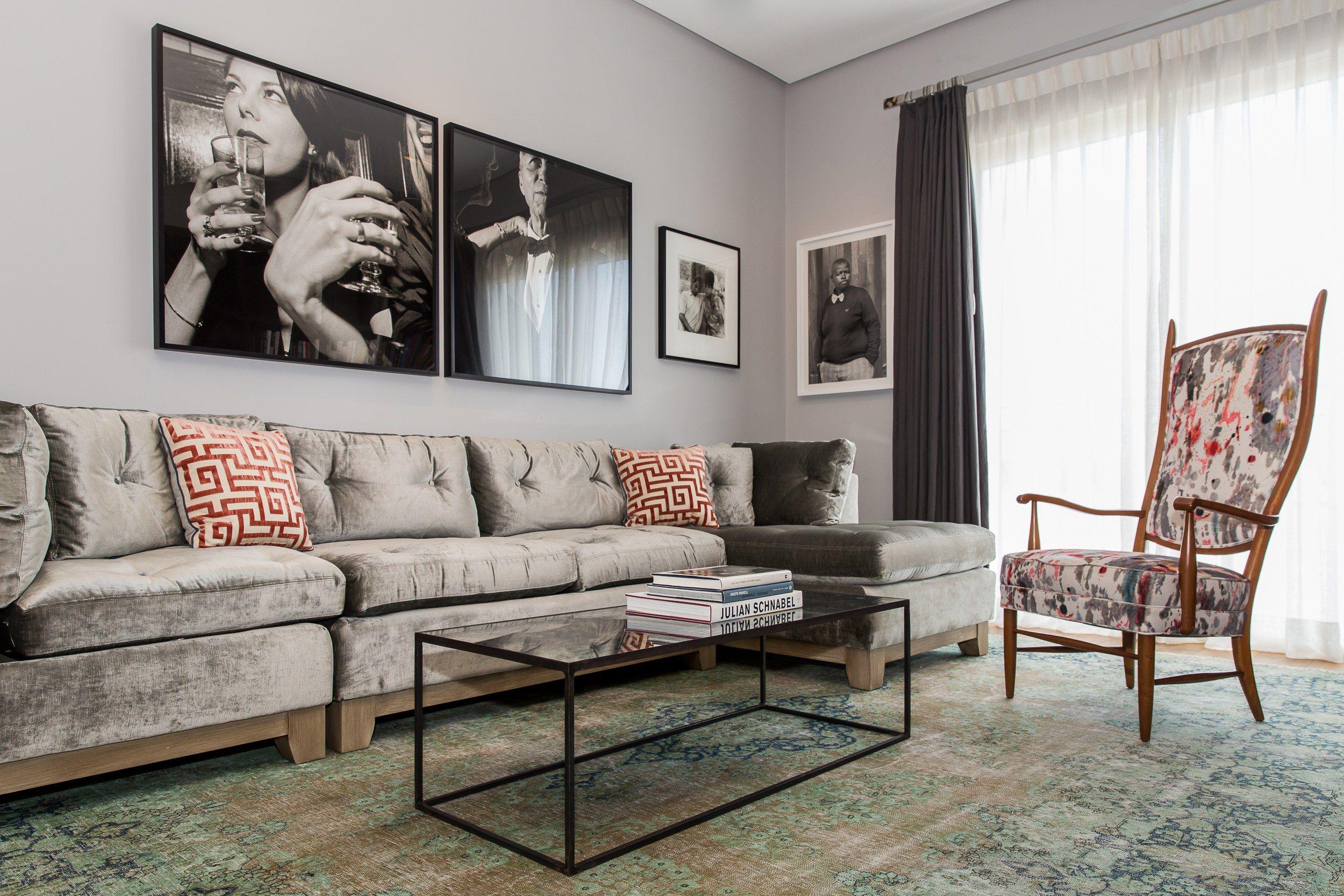 Design Meets Home Sofa