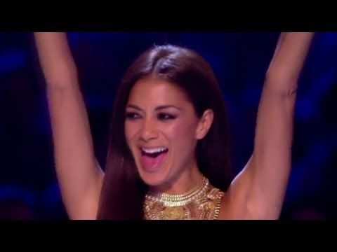 TOP 10 X FACTOR AUDITIONS 2013/2014 HD (UK/USA)