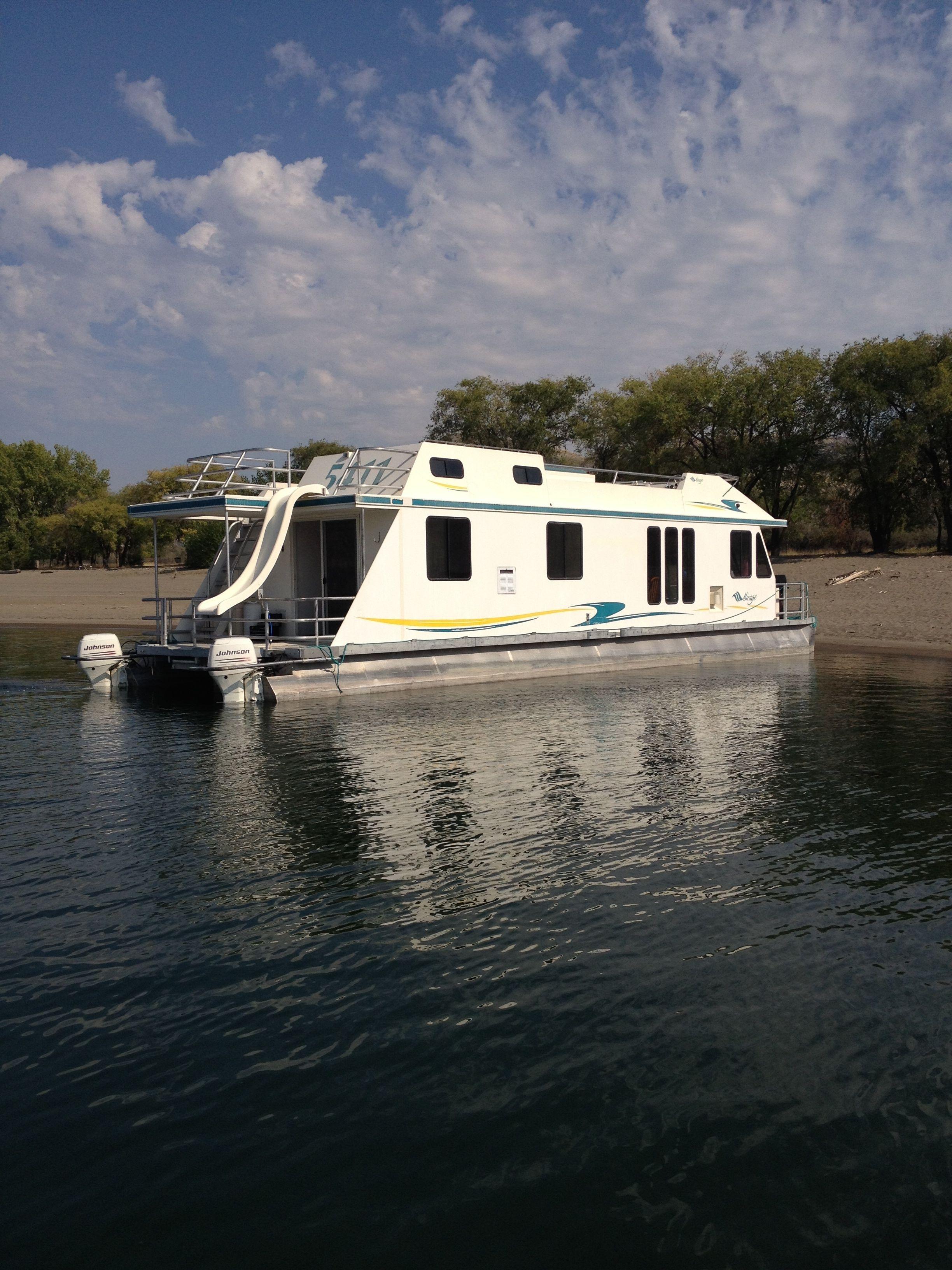 Dakota columbia houseboat vacations houseboat vacation