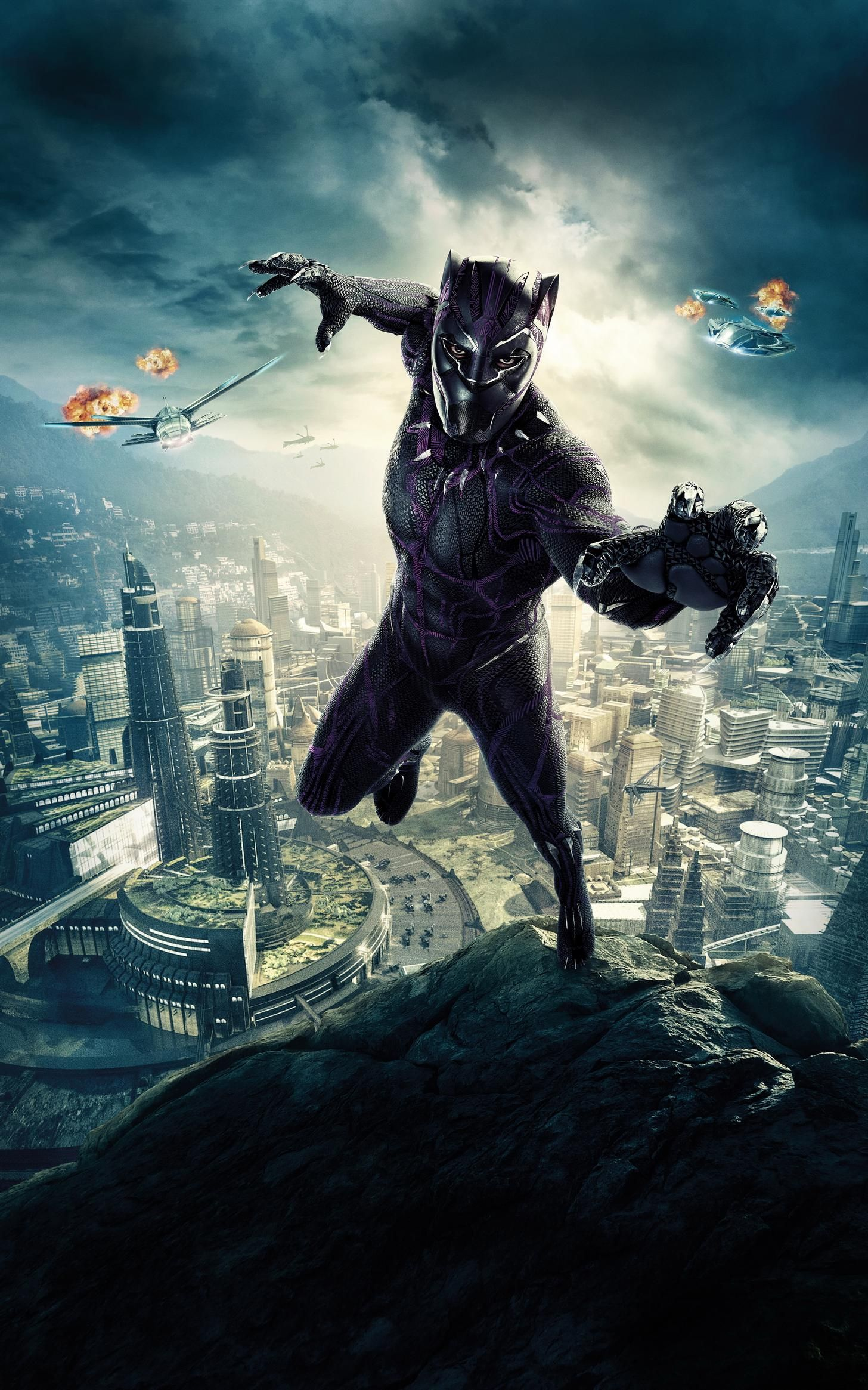 Movie of the Week Black Panther (Mobile Wallpapers 211