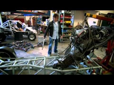 Building An Electric Car Top Gear Bbc