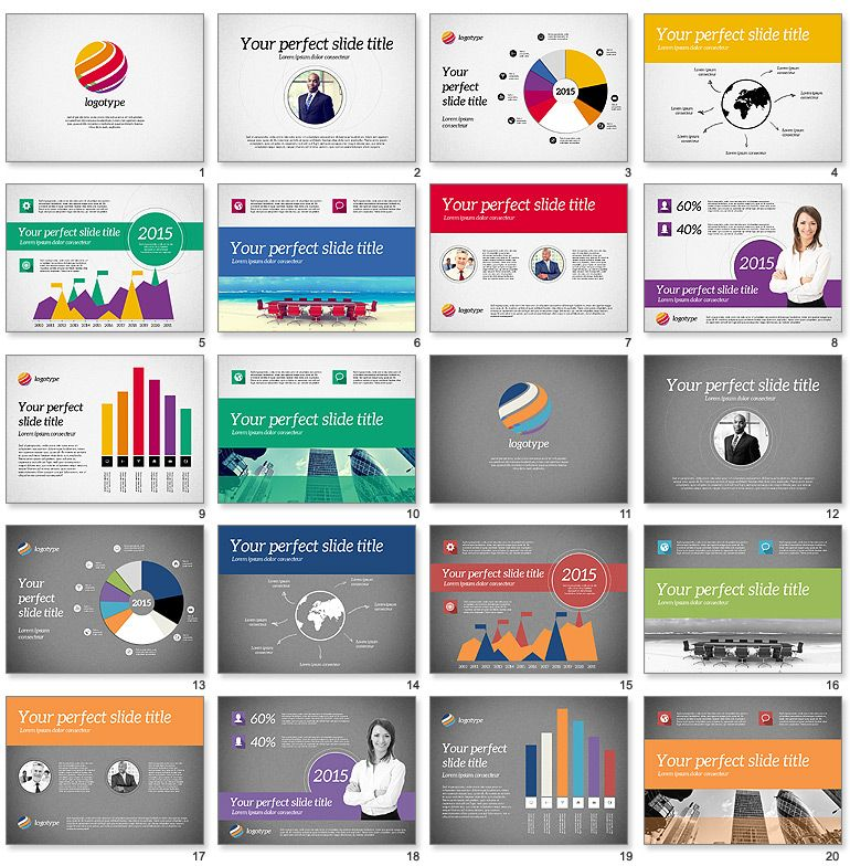business consulting presentation template for powerpoint, Presentation templates