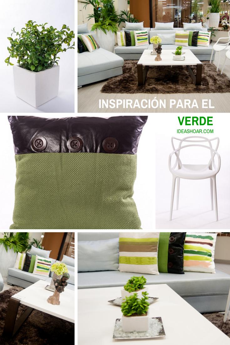 Ideas Para Combinar El Color Verde Www Casafebus Com Decoracion