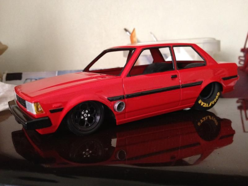 1983 Corolla Drag Car Model Cars Pinterest Cars Models And