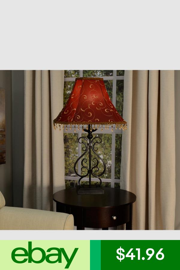 Allen Roth Lamp Shades Home Garden Ebay Lamp Decor Lamp Shade