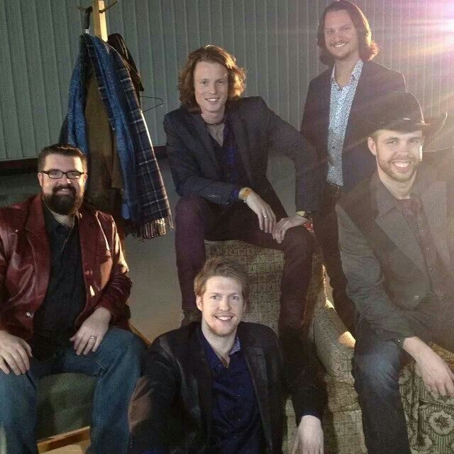 Home Free! They're so gorgeous, them and their voices!!