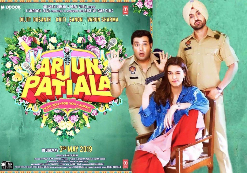 Latest Bollywood Movie 2019 Arjun Patiala Latest Bollywood Movies Fun Quotes Funny Trending Songs