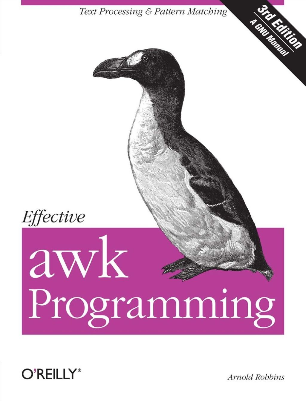 Effective Awk Programming Ebook Rental Books Free Books O Reilly