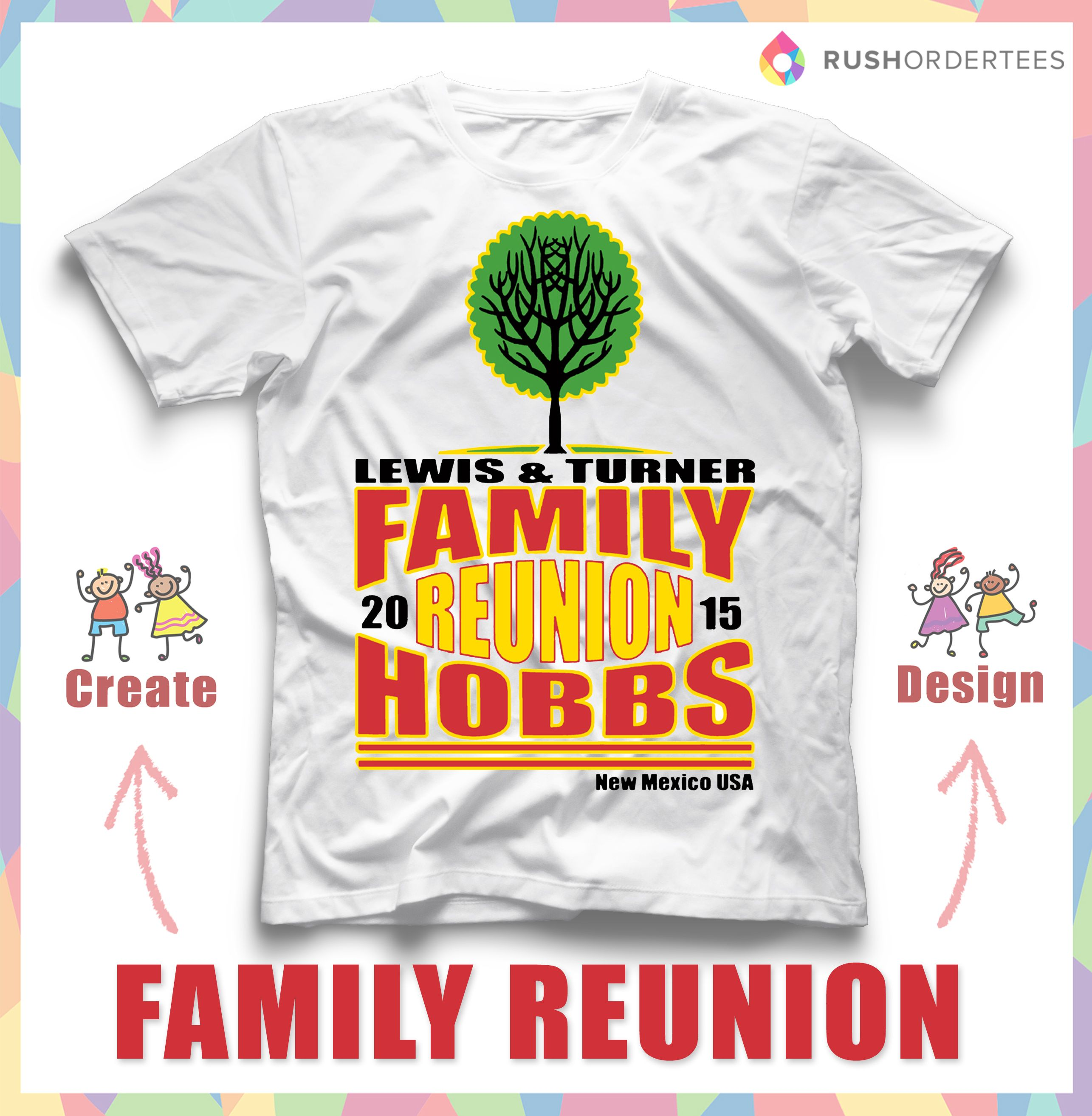 Shirt design template online