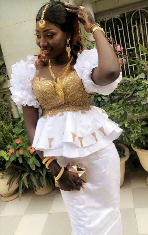 Model marié | African print fashion dresses,
