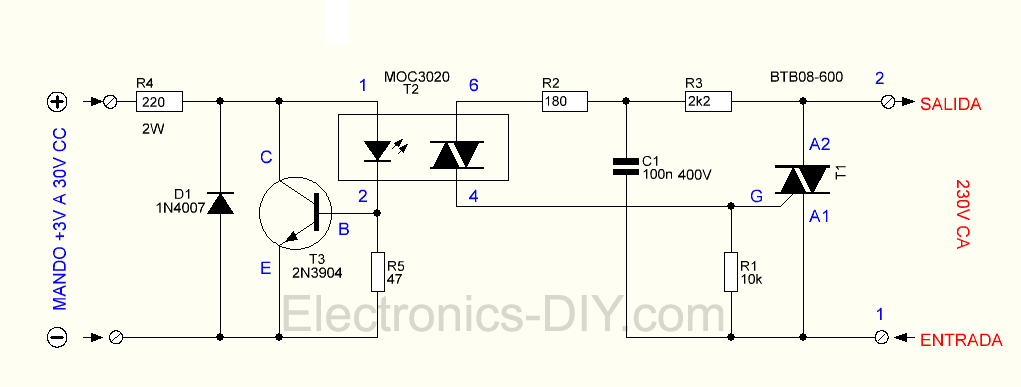 1ba4d4b1da79d16a3b3148375f6e343b solid state relay electr�nica pinterest electronics projects solid state timer wirering diagram at pacquiaovsvargaslive.co