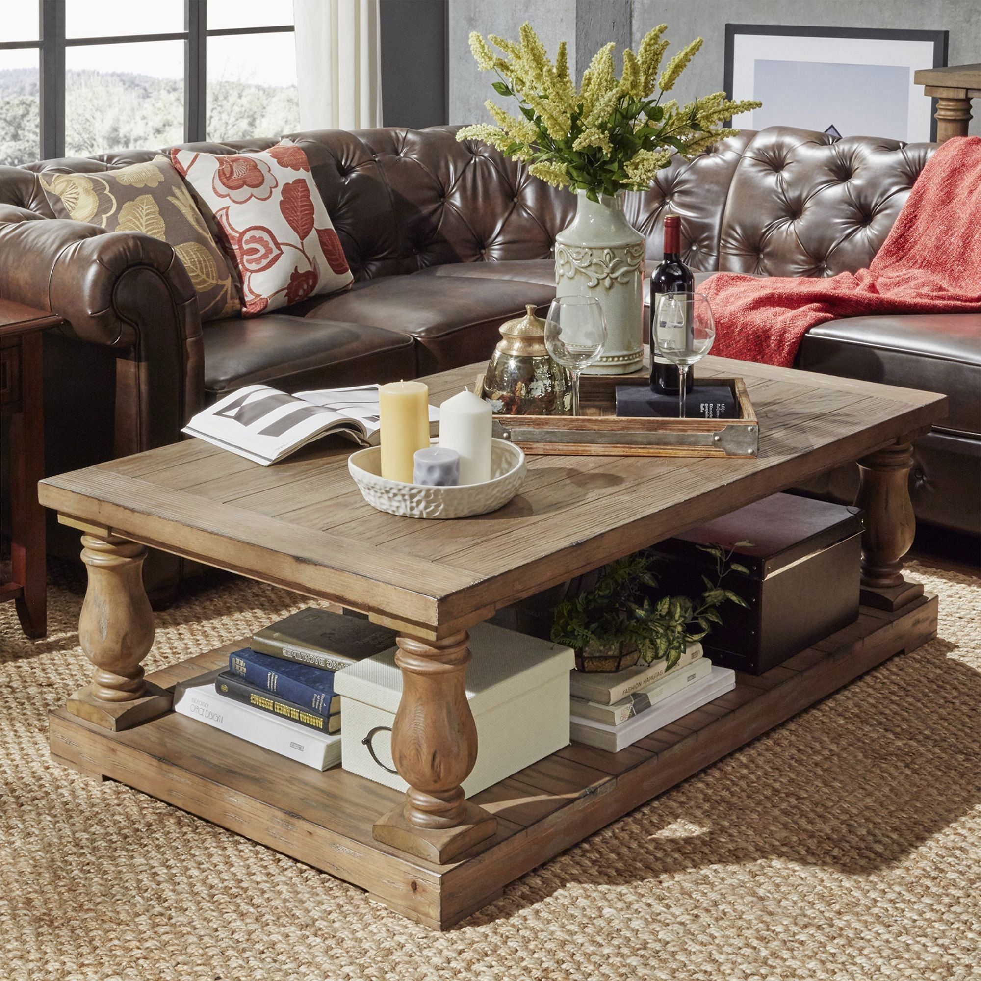 25 Diy Coffee Table Design For Awesome Rustic Living Room Decoration Ideas Pine Coffee Table Living Room Coffee Table Coffee Table