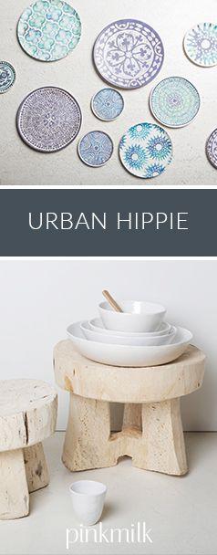 Hippie Flair In Deinem Esszimmer Schmucke Deinen Tisch Farbenfroh