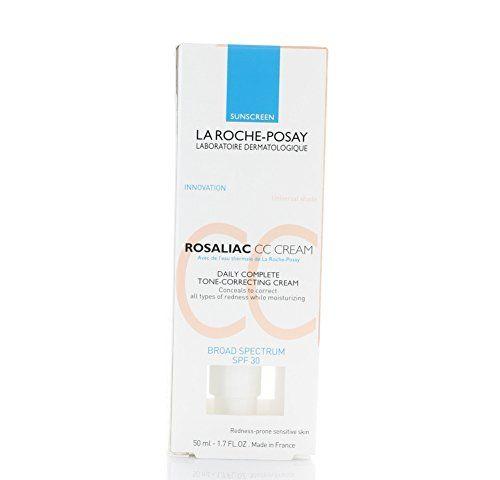 La Roche Posay Spf 30 New Rosaliac Cc Cream 1 7 Fluid Ounce With