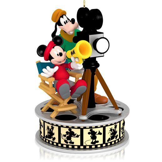 Hallmark 2014, Lights! Camera! Action!, Mickey and Goofy