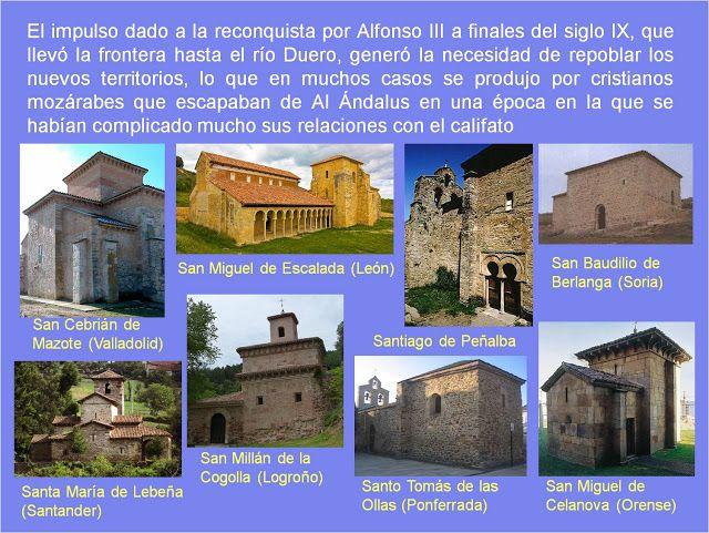Mundo Monástico Arquitectura Mozárabe Arquitectura Paleocristiana Arquitectura Capitel Corintio