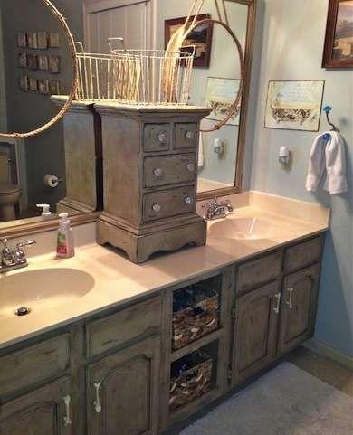 12 tolle diy ideen um aus ihrem badezimmer etwas einzigartiges zu machen diy bastelideen. Black Bedroom Furniture Sets. Home Design Ideas