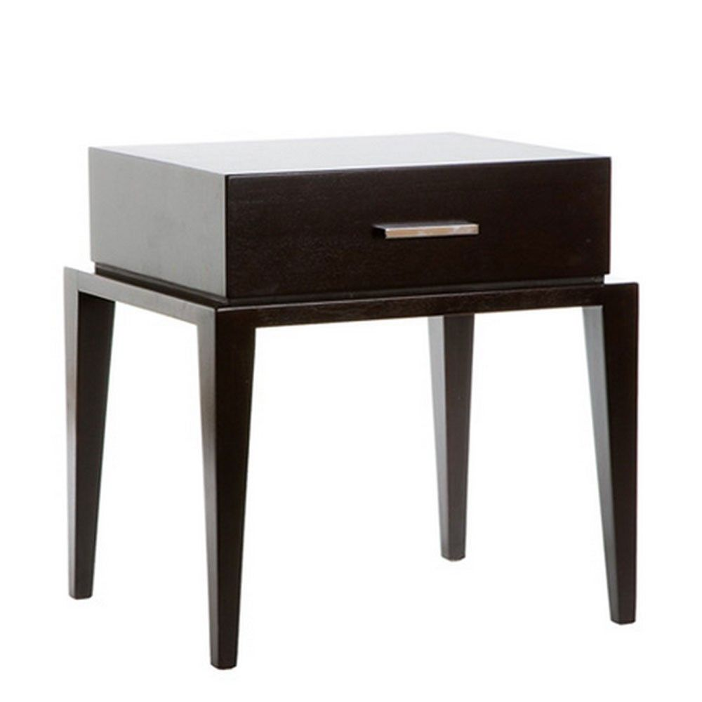 Side table with drawer  The Milton side table  zigon  Pinterest  Lamp table Drawers and