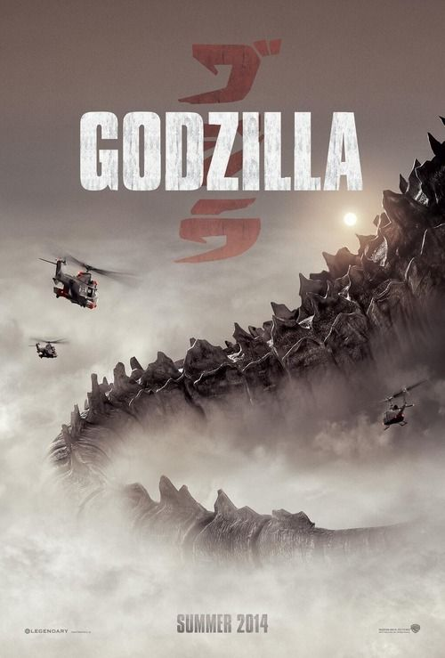 GODZILLA May can't come soon enough