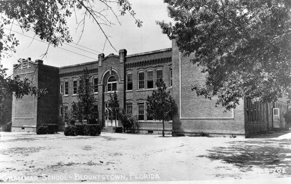Florida Memory Grammar School Blountstown