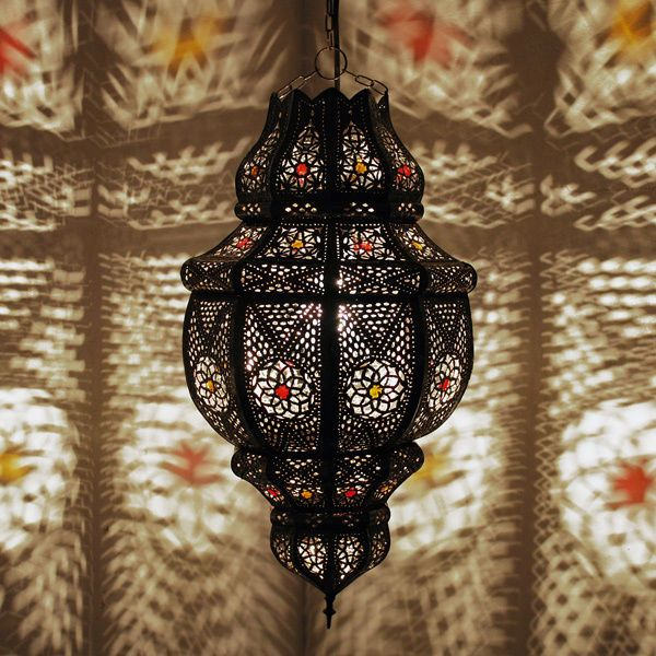 Lampe Orientale Maroc Lampe A Suspension Marocain Lumiere Gdira