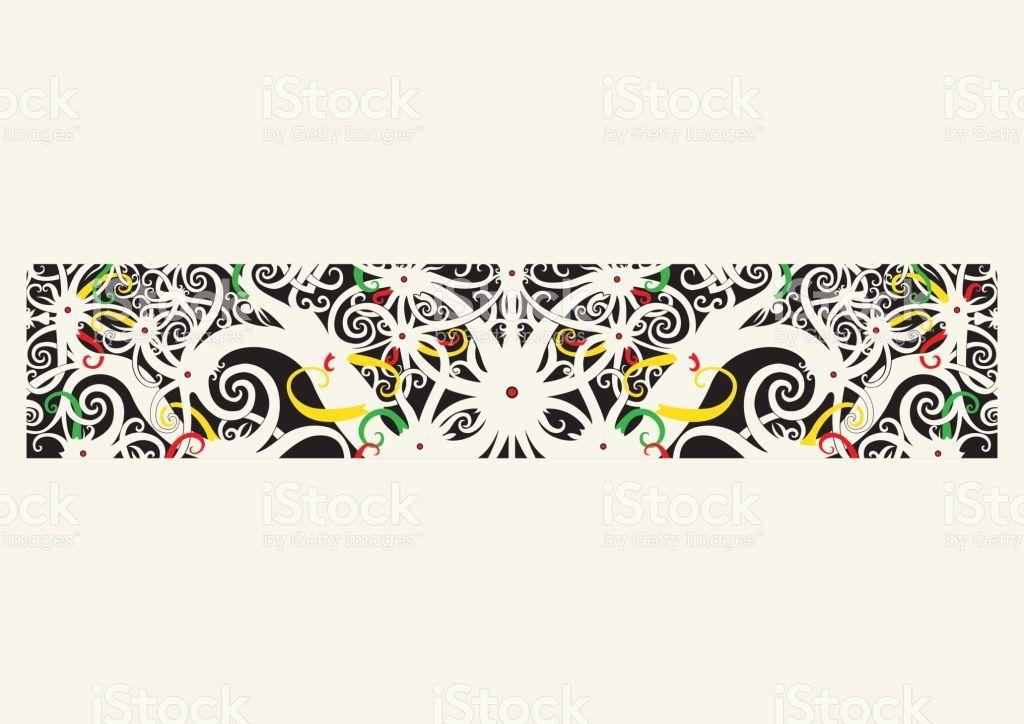 1f4df76c0dc2b Sarawak Iban Tribal Art Design Stock Vector Art & More Images of ...