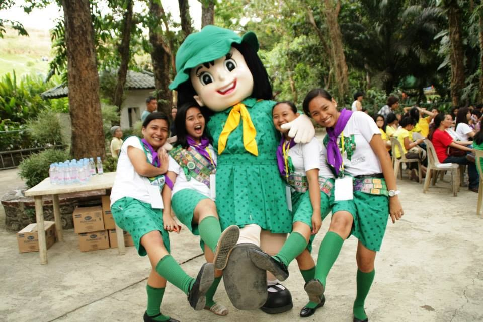 Girl scout thinking day philippines