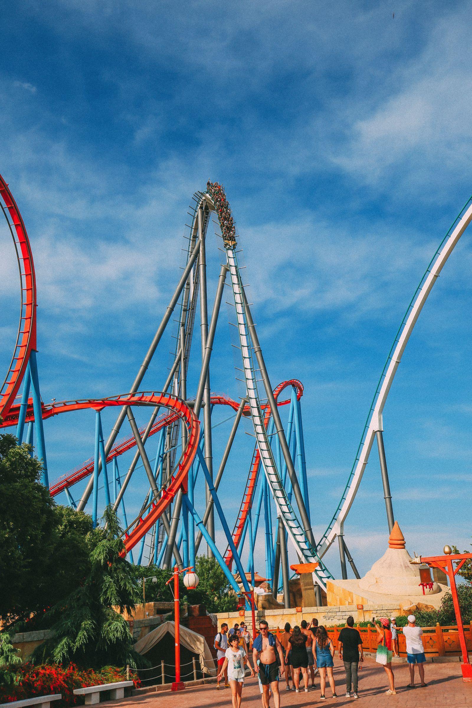 Roller coaster in malta orgasm