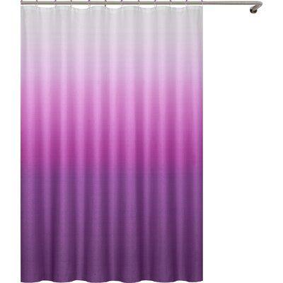 hashtag home halsted spa bath single shower curtain color