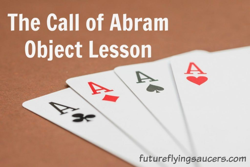 The Call of Abram Object Lesson | Church | Bible object lessons