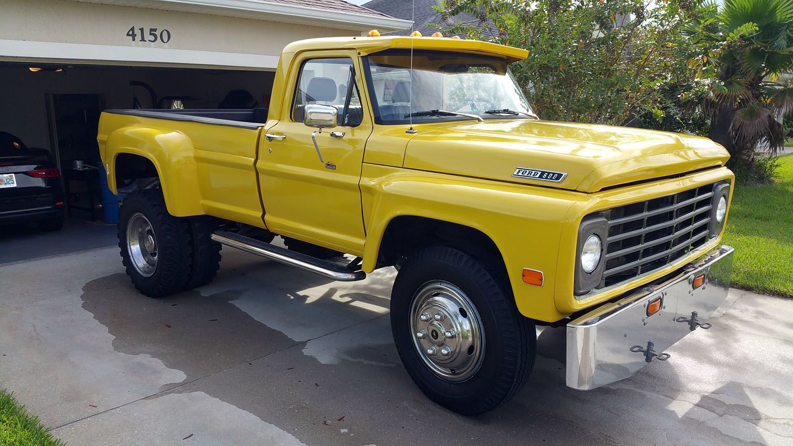 Ford Truck Enthusiast >> 1967 Custom Ford F600 For Sale In 32955 Ford Truck Enthusiasts