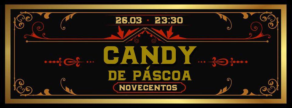 Candy de Páscoa