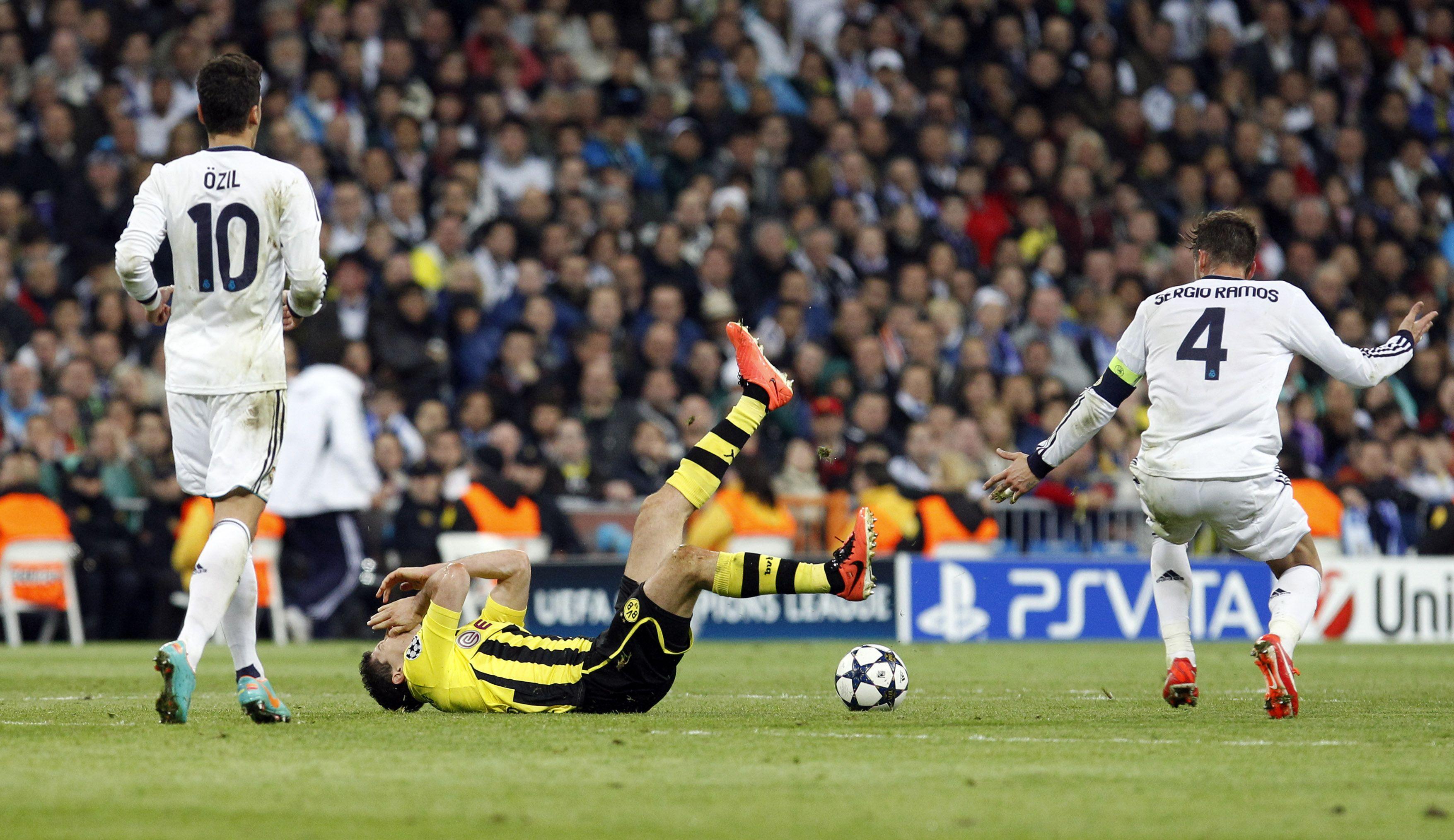 Dortmund Real Madrid übertragung