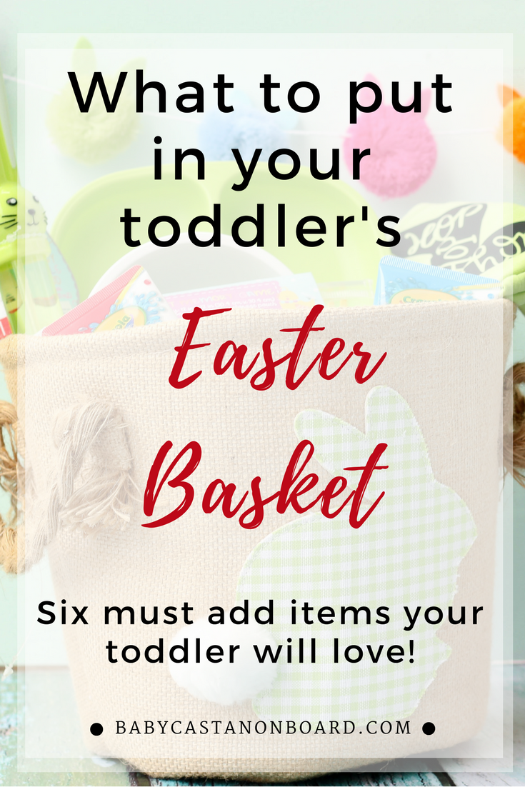 How to fill your toddler easter basket baby easter basket how to fill a toddler easter basket kids easter basket ideas baby easter basket negle Images
