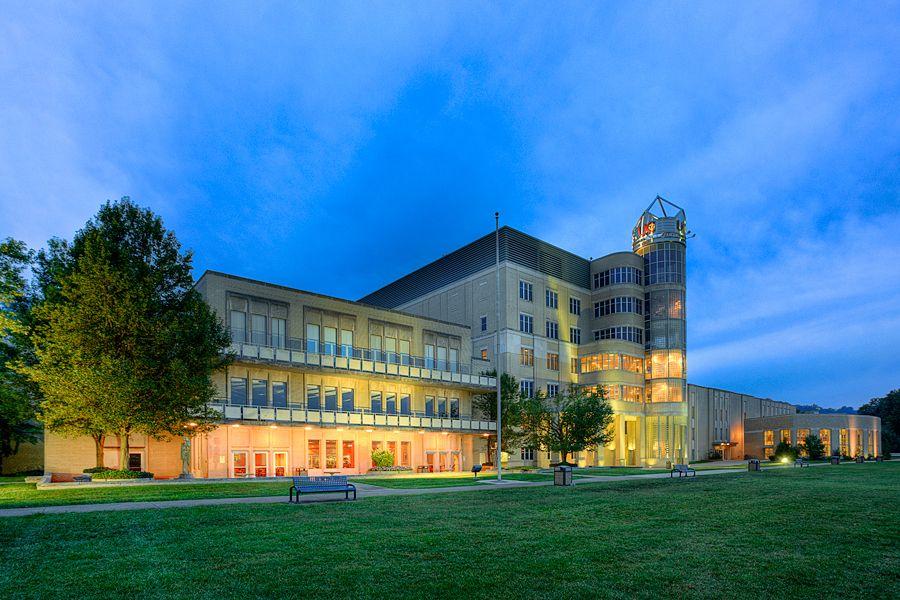 University of Charleston, West Virginia. A college ...